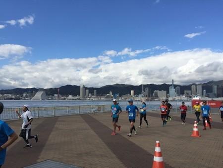 06_神戸マラソン港の景色