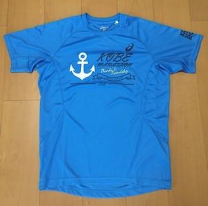 神戸マラソン参加賞Tシャツ