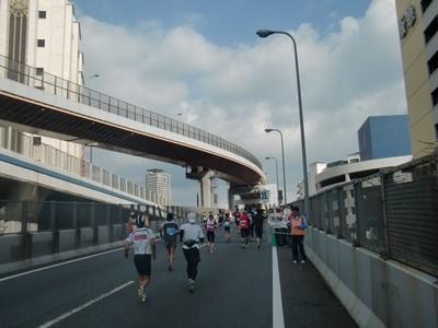 神戸マラソン_23_35km_浜手バイパス