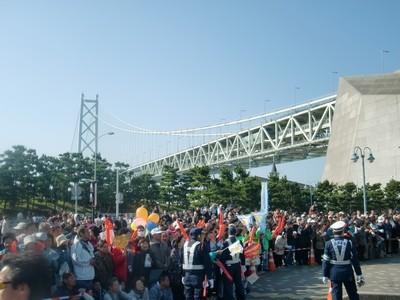 神戸マラソン_14_明石海峡大橋