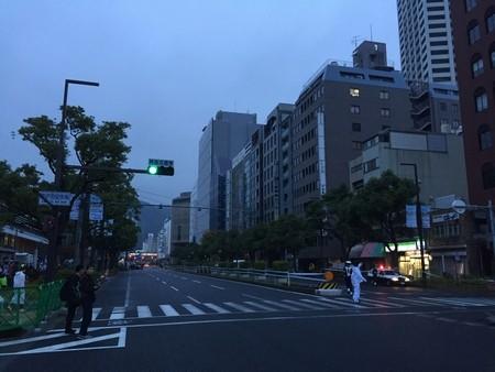 01_神戸マラソンスタート前