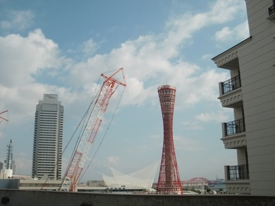 神戸マラソン_25_ポートタワー