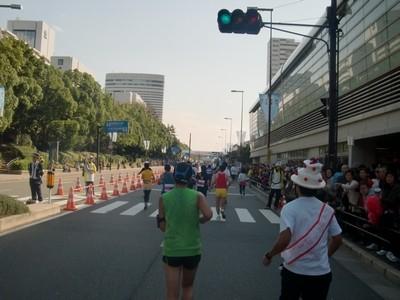 神戸マラソン_32_42km手前