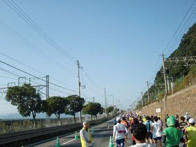 神戸マラソン_10_須磨