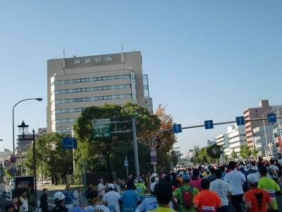 神戸マラソン_07_2号線を西へ