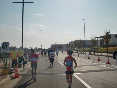 神戸マラソン_31_あと2km