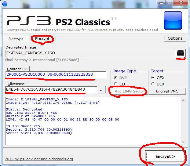 リア充促進部log : PS3@PS2Classic起動 チュートリアル