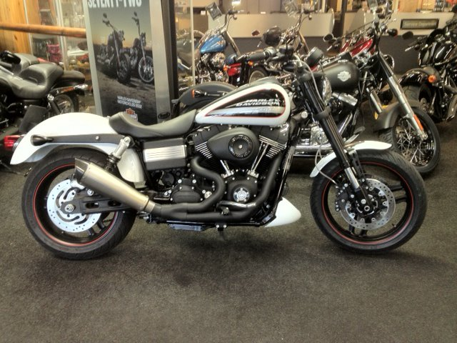 harley fxdx re