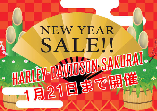 2018初売りNEW YEAR SALE[2]