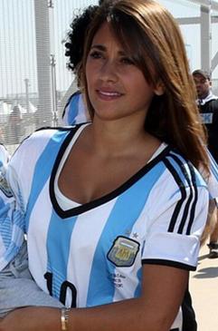 アルゼンチン選手サポーター001L