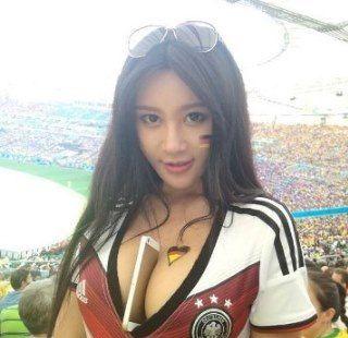 ドイツ00 サポーター002L