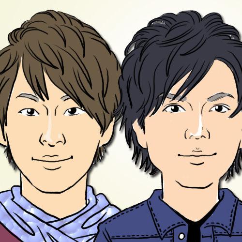 小山慶一郎と加藤シゲアキ