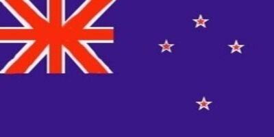国旗:ニュージーランド