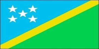 国旗:ソロモン諸島