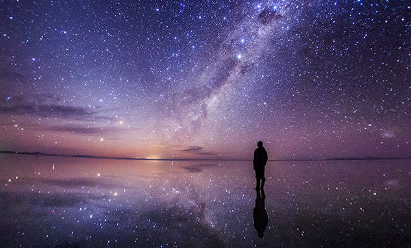 kagayaー夜ウユニ湖