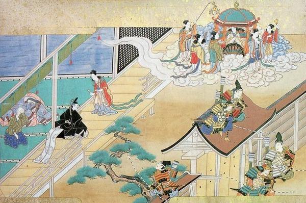 【悲報】竹取物語でかぐや姫が出したお題、無理ゲーすぎる