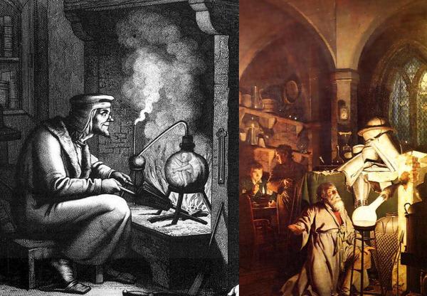 科学と魔法