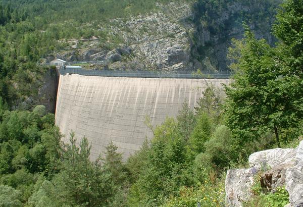 Vajont-Dam
