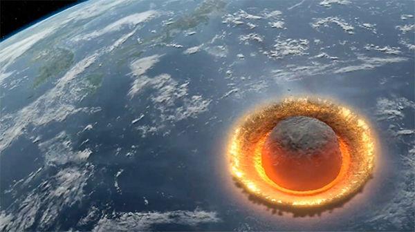 地球60億歳-未だに生物全滅級の隕石が衝突してないって結構凄くね?