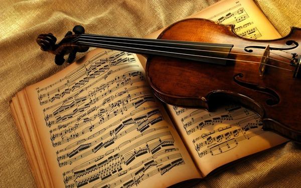 クラシック、ヴァイオリン、音楽