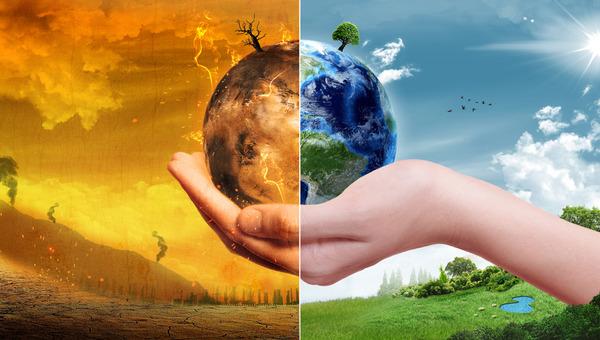 地球温暖化が進みすぎるとどうやっても元には戻せない時が来るんやな