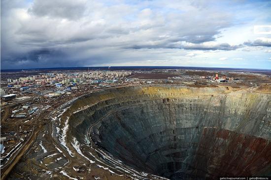 ダイヤモンド鉱山2