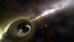 ブラックホール-