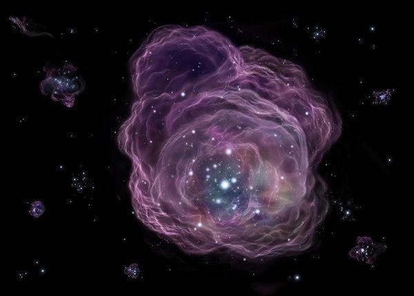 ビッグバンで宇宙が誕生したらしいけど宇宙の質量はどこからきたの?
