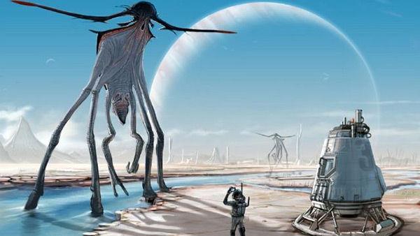 地球人より高度な知的生命体は存在しない