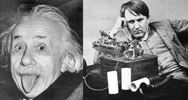 もし、アインシュタイン、エジソンらが存在しなかったとしたら