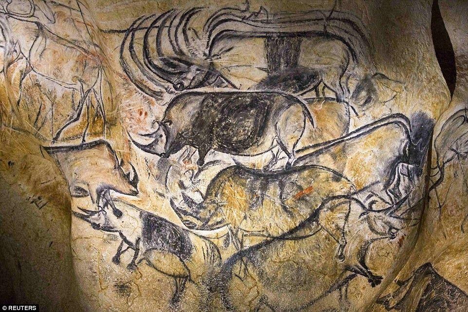 ショーヴェ洞窟の画像 p1_21