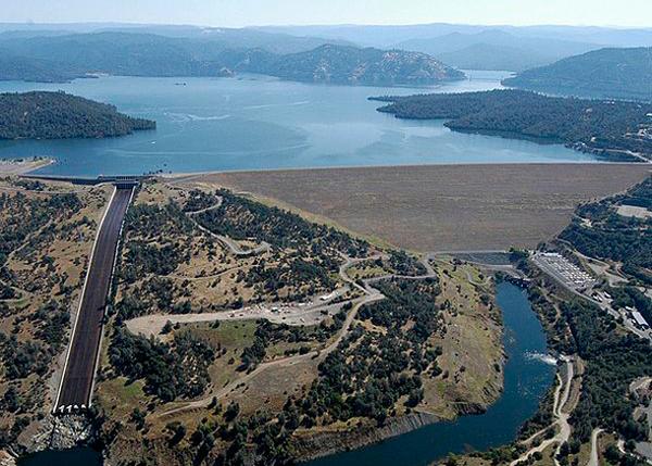 Oroville-Dam