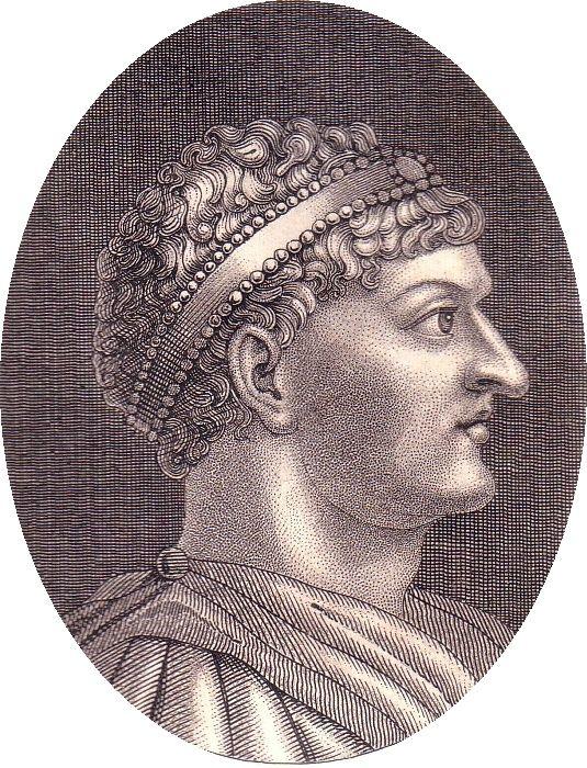 Honorius_steel_engraving