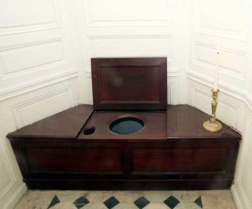Marie-Antoinettes-toilet