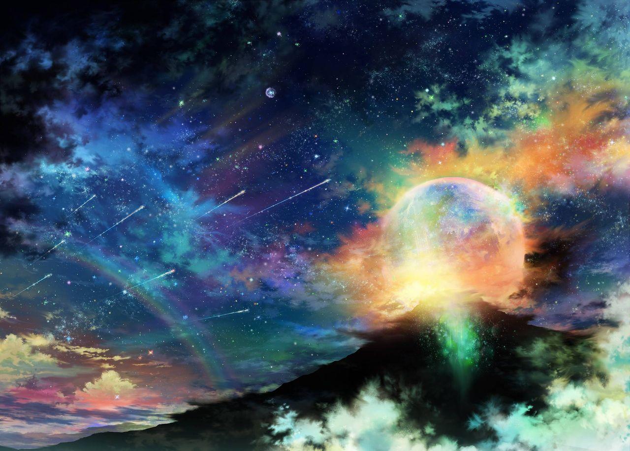 宇宙の神秘と、畏敬の念を感じるような画像 | 不思議.net