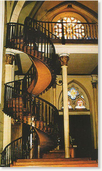 596cbd87 なぜ存在できるのか、聖ヨゼフの階段
