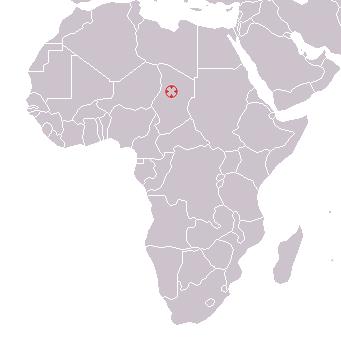 Djourab,_Chad_;_Sahelanthropus_tchadensis_2001_discovery_map