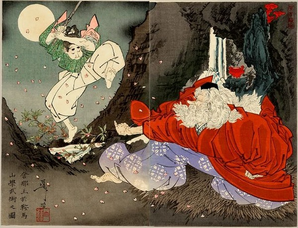 628px-Yoshitoshi_Sojobo_Instructs_Yoshitsune_in_the_Sword