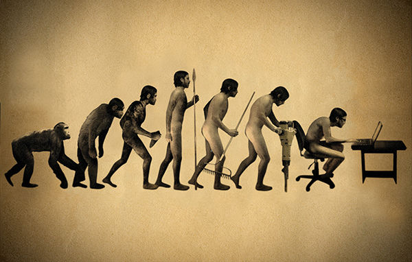 進化論を理由に神の存在否定するやついるけど