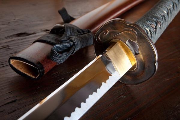 日本刀の強度(動画あり)