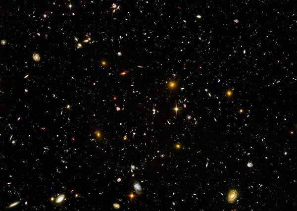 宇宙のスケール