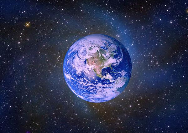 地球だけど質問ある