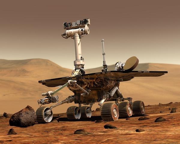 15年活躍した火星探査機、最後に送ってきたメッセージがこちら・・・