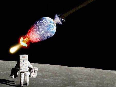 小惑星衝突から地球を守ることはできるのか?