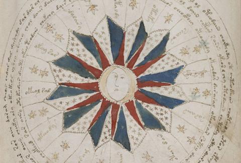 ヴォイニッチ手稿 風車