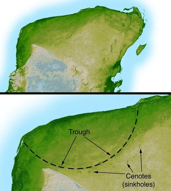 Chicxulub_radar_topography