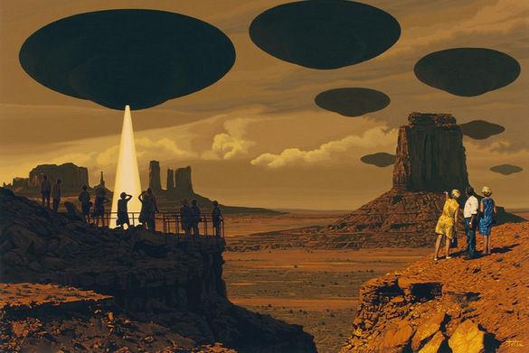 【再掲】地球とか人類の謎を異星人から教わった話『人類誕生の鍵を握るアクァッホとは…』