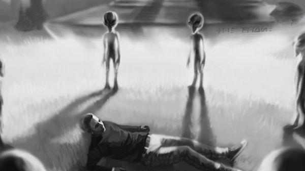 毎晩夢に現れる宇宙人に聞いた話を紹介する