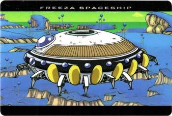 フリーザ 宇宙船