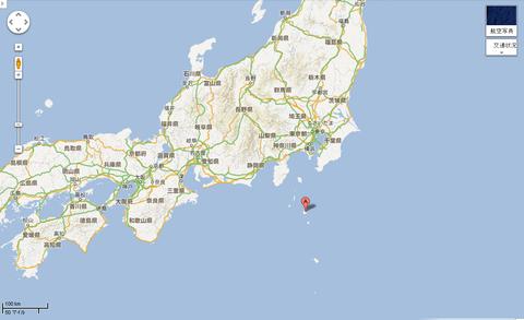 三宅島 地震